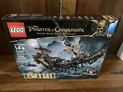 Lego 71042 Pirates Of The Caribbean Silent Mary 2017 [retired] New And Sealed