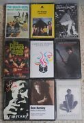 Lot Of 9 Rock Pop And Classic Songs Cassette Tapes Ferry Chapman Henley Beach Boys