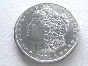 1901-s Morgan Silver Dollar Bright Shiny Often Overlooked Date 10-g
