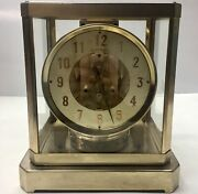 Mastercrafters Atmos Style Electric Clock