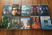 /1979 The X-files Complete Seasons 1 2 3 4 5 7 10 And 11 + Films Dvd Lot Rare Oop