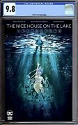 The Nice House On The Lake 1 Cgc 9.8 Hutchinson-cates Cover 3000 Made Preorderandnbsp
