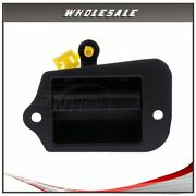 Cargo Extended Cab 3rd Third Side Door Handle For 94-04 Chevy S10 Pickup Truck