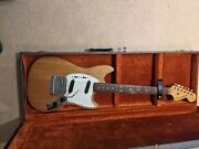 1965 Fender Mustang Guitar, With Hard Case