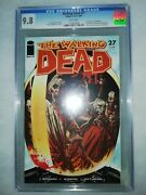 Walking Dead 27 First Governor Cgc 9.8