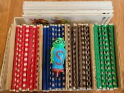 Vintage Letter People Reading Readiness Program Box With Books Set