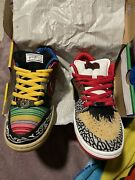 What The Paul. Nike Sb Dunk Low Pro Qs