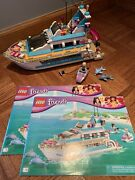 Lego Friends Dolphin Cruiser 41015 Great Shape With Manuals