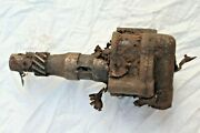 Ford Jeep Willys Ford Gpw Jeep Oil Pump Assembly Vintage Cars Parts Free Shippin