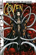 Awesome Comics Coven Fantom Special Edition Gold Foil Comic Book 1 1998