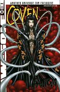 Awesome Comics The Coven Fantom Special Edition Comic Book 1 1998 Gold Foil