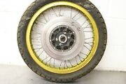 Honda Cb750 Cb 750 Cr750 Sohc F And R Wheels Akront Alloy Rims Free Uk Delivery