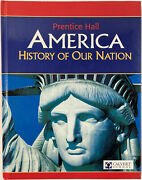 America - History Of Our Nation - Calvert School Edition Like New