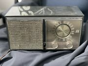 Antique Zenith Model M723 Am/fm Radio From Approx 1959 Works