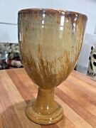 Shearwater Pottery Jim Anderson Wine Goblet