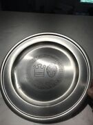 Bicentennial Usa 1776-1976 Pewter Plate Charlote Limited Edition Rare Find