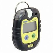 Draeger Safety 8318971 Hydrogen Sulfide Gas Detector, 0-100 Ppm
