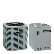Oxbox - 4 Ton Air Conditioner + Coil Kit - 14.0 Seer - 21 Coil Width - Upfl...