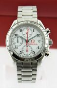 Omega Speedmaster 3513.20 Auto Chronograph Olympic Collection Timeless Watch