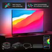 Tv Backlight Full Set Ambient Hdmi Devices Pc Monitor 4k Hdtv Dream Background