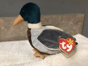 Ty Beanie Babies 1997 1998 Jake The Duck. Jake The Drake