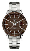 Gift Idea Tag Heuer Carrera Menand039s Automatic Brown Steel Watch Wv211n.ba0787