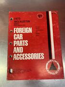 1975 Mg/austin Foreign Car Parts And Accessories  Used B36