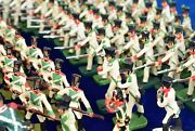 C. B. G. Mignot Toy Soldiers 257 Pieces Celebrity Interest