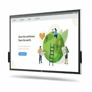 Dell 55 4k Interactive Touch Monitor - C5522qt