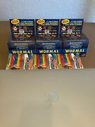 3 Boxes Of Wormal 300 Tablets Chicken Wormer Dewormer 3 Free Vitminpro Sachet