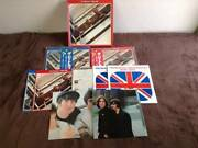 Beatles Lp Blue Red Plate Box Fully Equipped Toshiba Music Industry Co. Ltd.