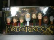 Pez Limited Edition 2 Unopened Sets The Hobbit And The Lord Of The Rings