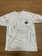 Vintage Computer Intel From Software To Internet Think Fast Shirt.size Large 90s