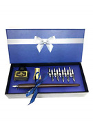 Calligraphy Kit For Beginners Calligraphy Pen Instruction Card Ink Bottle And