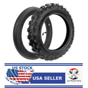 Hiaors 2.50x10 Tyre 2.5-10 Tire And Inner Tube With Bent Valve Stem A1