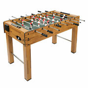 Foosball Soccer Table Home Family Game Play Fun Arcade Indoor Complete 48 New