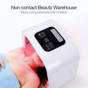 7color Led Light Therapy Skin Rejuvenation Pdt Anti-aging Facial Beauty Machine.