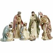 Mark Roberts 2020 Collection Elegant Nativity 12.5-inch Set Of 6 Figurines
