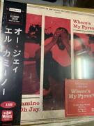 Elcamino X Oh Jay / Whereand039s My Pyrex Lp Record From Japan With Obi J09