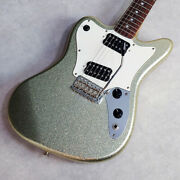 Squier By Fender Used Ss-63 Super Sonic Mod Gg95v