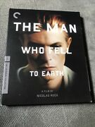 The Man Who Fell To Earth Blu-ray Disc, 2008, Criterion Collection Spine 304