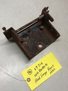 1972 Wheel Horse Raider 14 Automatic 1-0320 Front Hitch Hood Hinge Assembly