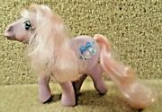 Vintage 1984 Hasbro My Little Pony Mlp G1 Mail In Away Order Satin N Lace