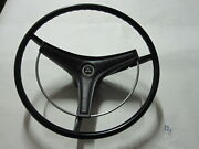 1970 Doge Charger Mopar A And B Body Steering Wheel Black