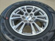 18 Ford F-150 Oem Charcoal Grey-machine 2015-2017 Spare Wheel And Tire 10001