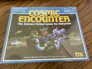 Cosmic Encounter West End Games 1986 Board Game Vintage Brand New