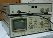 Normal Works Anritsu Mh672a 20khz-2ghz Tracking Generator