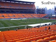 5 Pittsburgh Steelers Vs. Baltimore Ravens Club Seats Section 231 - Row A