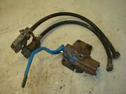 1970 Ford 4000 Tractor Hydraulic Remote Valve