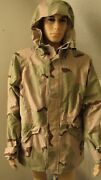 Parka Cold Weather Dcu Lime Size Medium - Long Issued